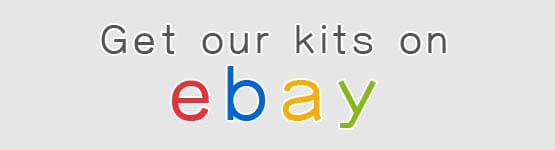 Get our kits on ebay